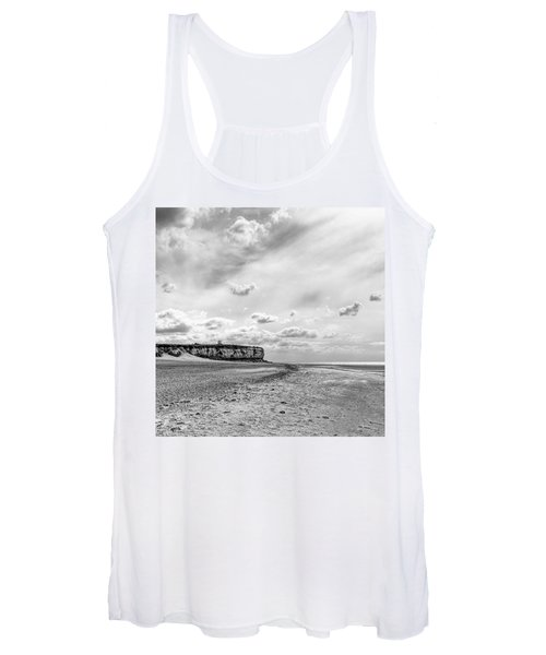 Old Hunstanton Beach, Norfolk Women's Tank Top