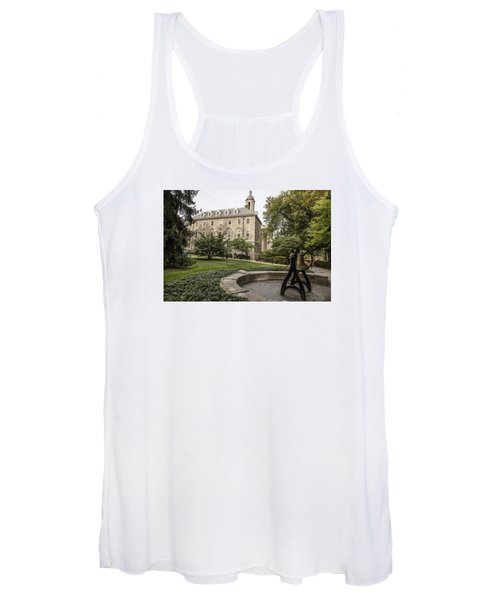 Old Main Penn State Bell  Women's Tank Top