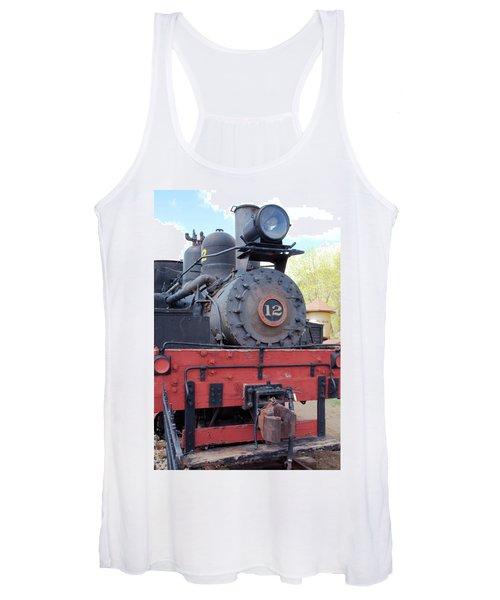 Old Number Twelve Women's Tank Top