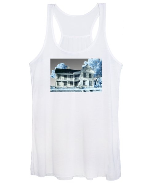 Old Shull House In 642 Women's Tank Top