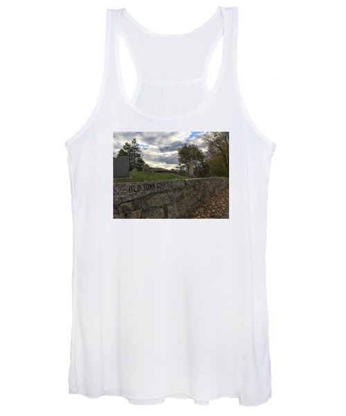 Old Town Cemetery Women's Tank Top