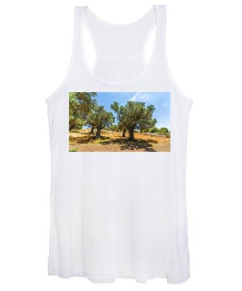 Olive Grove Women's Tank Top
