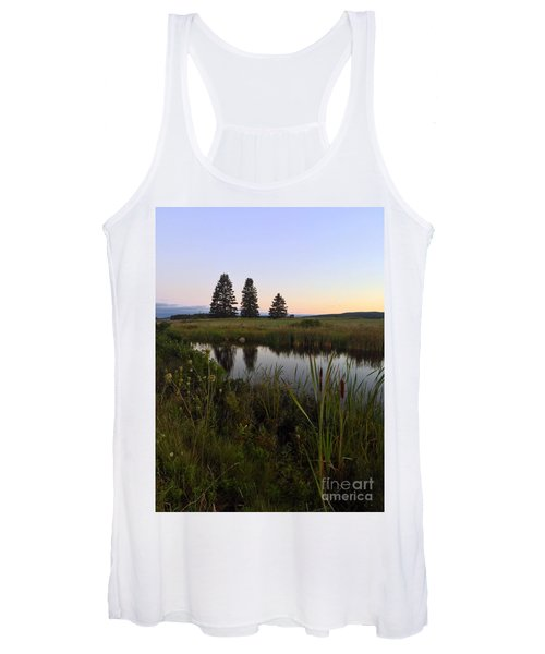 Once Upon A Time... Women's Tank Top