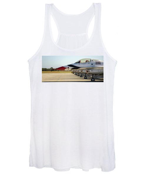 One Jet Or Seven Women's Tank Top