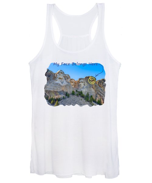 One More Women's Tank Top