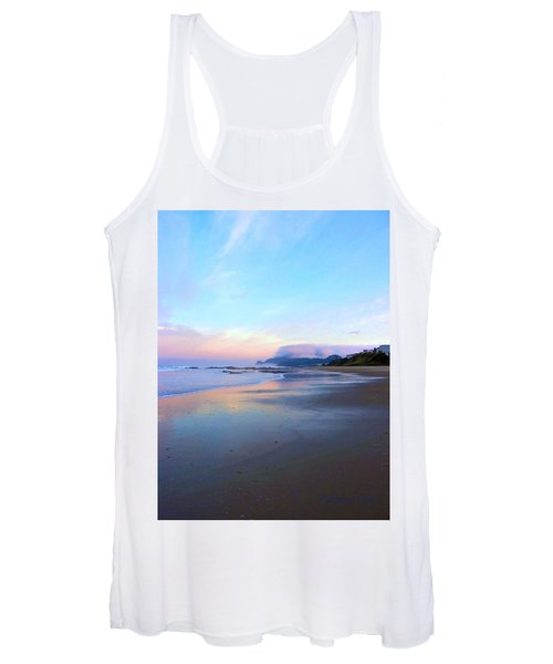 Oregon Coast 4 Women's Tank Top