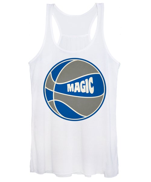 Orlando Magic Retro Shirt Women's Tank Top