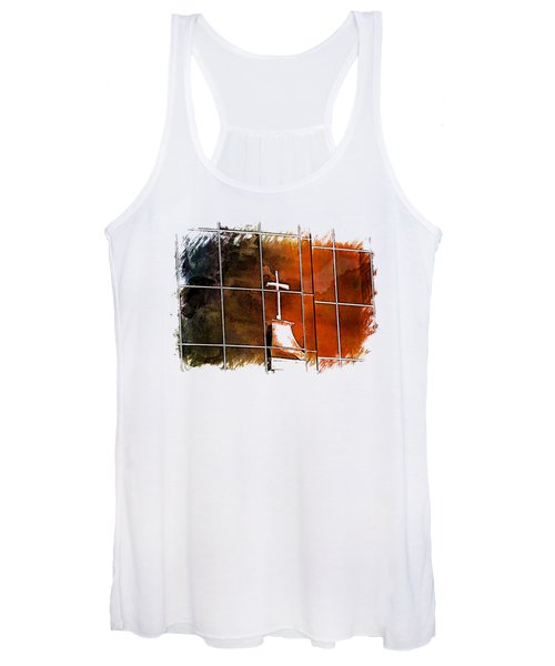 Our Father Art 1 Women's Tank Top