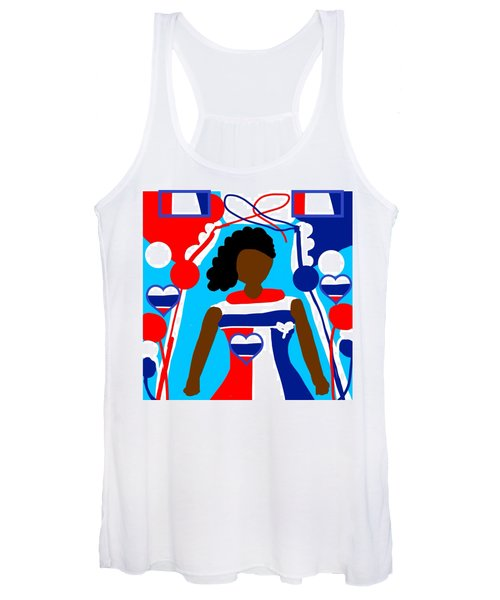 Our Flag Of Freedom  Women's Tank Top