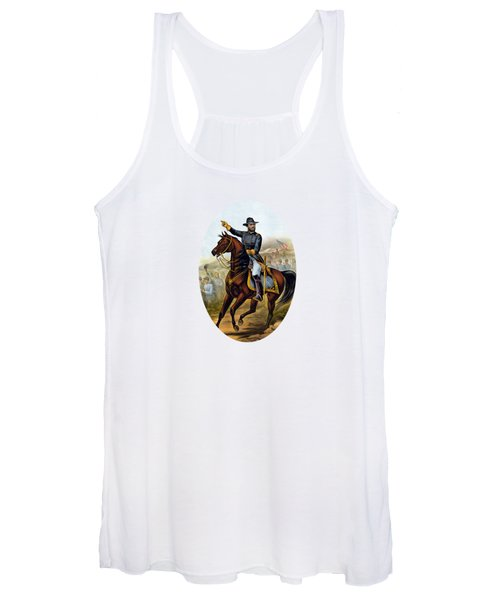 Our Old Commander - General Grant Women's Tank Top