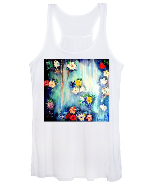 Out Of Time II Women's Tank Top