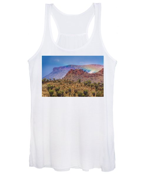 Outback Rainbow Women's Tank Top