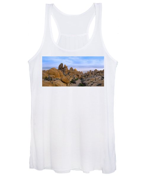 Outer Limits Pano View Women's Tank Top