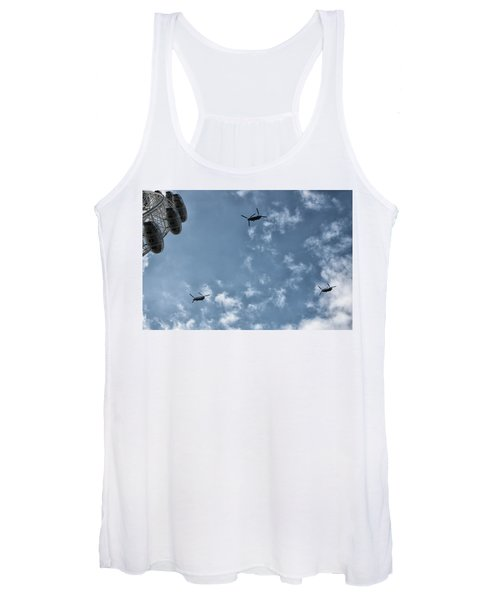 Over The Eye Women's Tank Top