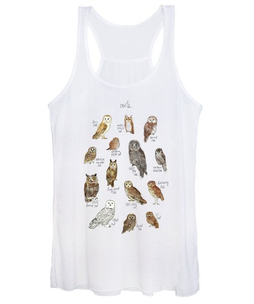 Owls Women's Tank Top