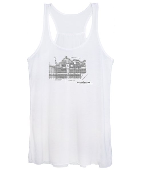 Pacific Grove May 7 1887 Women's Tank Top