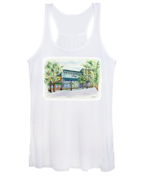 Paddington On Main Women's Tank Top