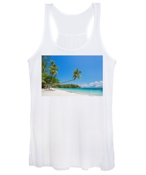 Paradise Beach Women's Tank Top