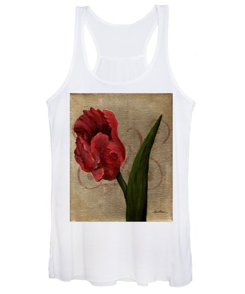 Parrot Tulip I Women's Tank Top