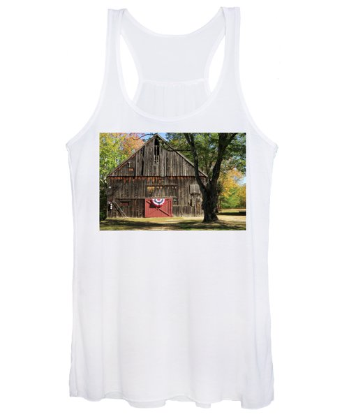 Patriotic Barn Women's Tank Top
