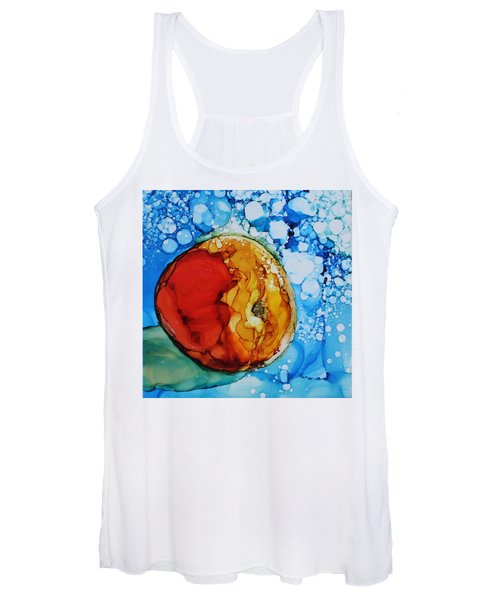 Peach Women's Tank Top