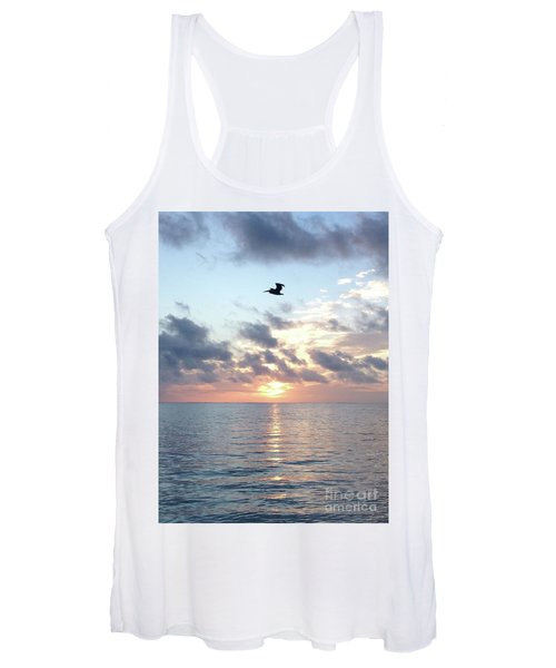 Pelican Dawn Women's Tank Top