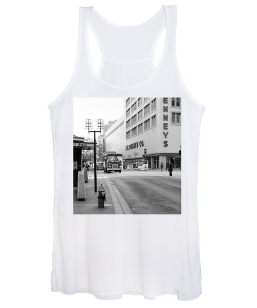 Penney's On The Mall Women's Tank Top
