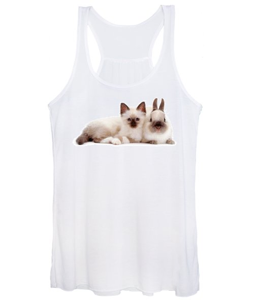 Perfectly Paired Pals Women's Tank Top