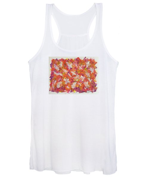 Piecefall  Women's Tank Top