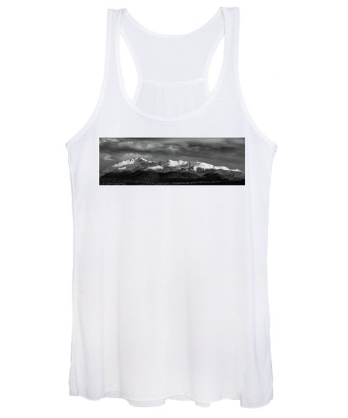 Pike's Peak Or Bust Women's Tank Top