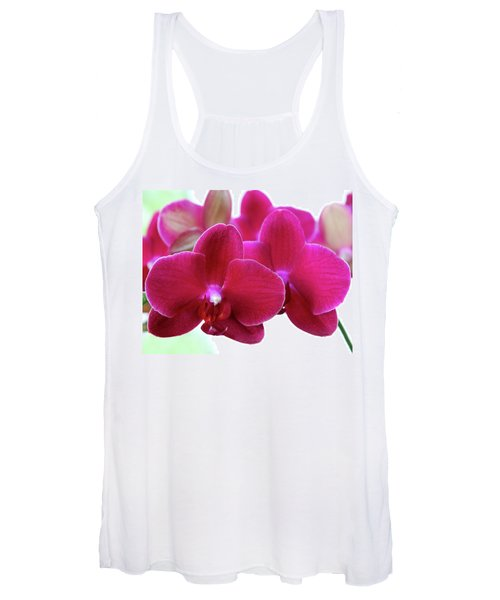 Red Orchid Women's Tank Top