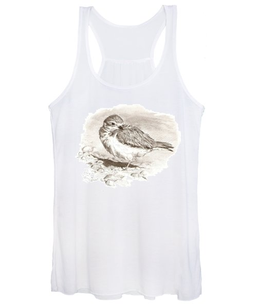 Piping Plover Women's Tank Top