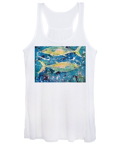Pisces Women's Tank Top