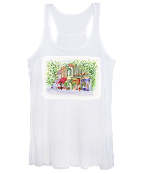 Plaza Shops Women's Tank Top