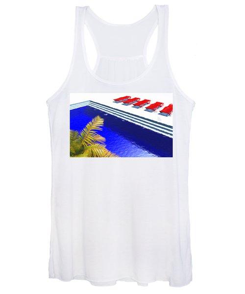 Pool Deck Women's Tank Top