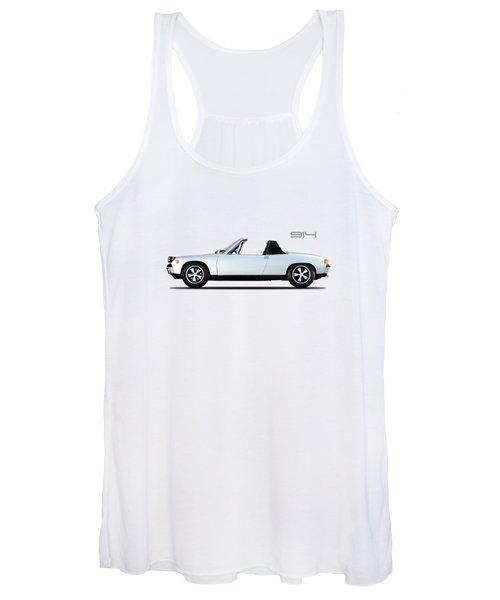 Porsche 914 Women's Tank Top