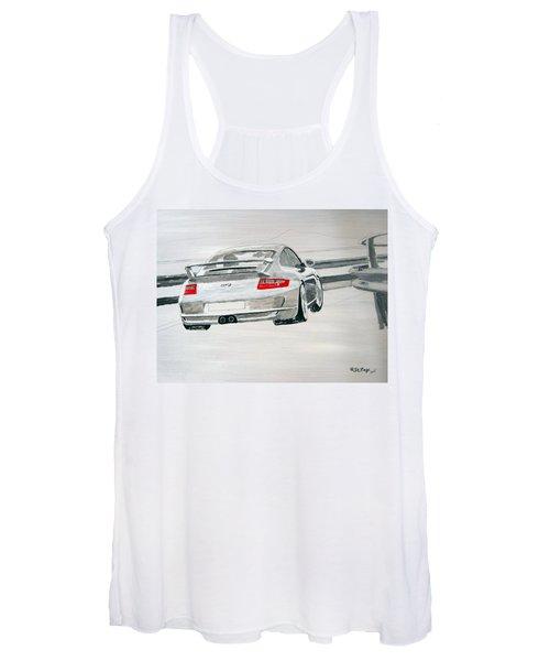 Porsche Gt3 Women's Tank Top
