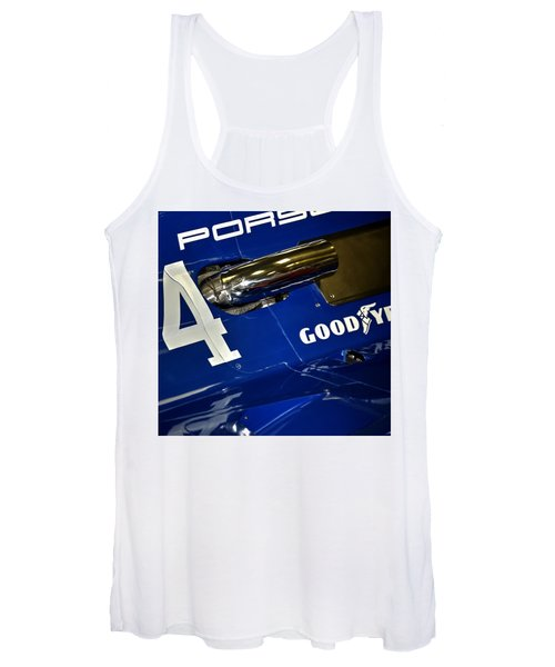 Porsche Indy Car 21167 2020 Women's Tank Top