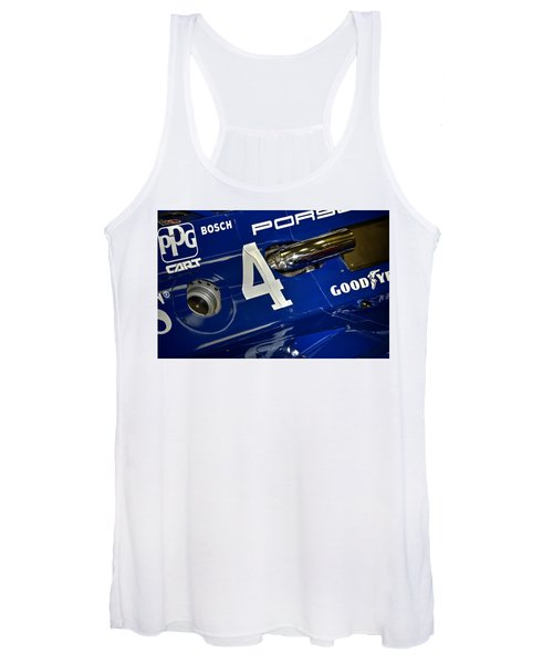 Porsche Indy Car 21167 Women's Tank Top