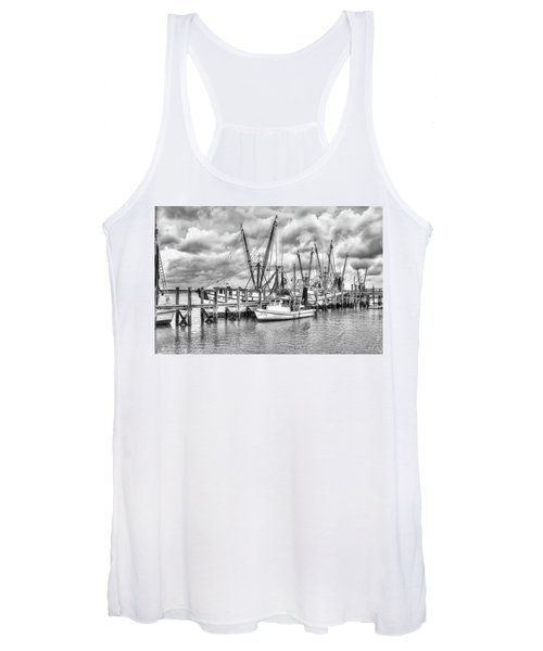 Port Royal Docks Women's Tank Top