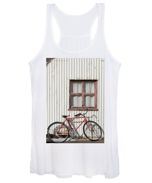Postie Bike Women's Tank Top
