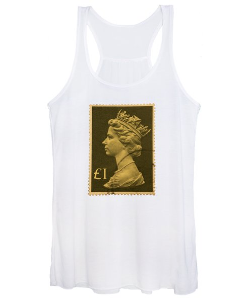 Pound Stamp  Women's Tank Top