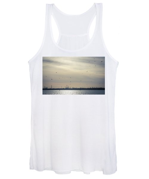 Power By The Sea Women's Tank Top