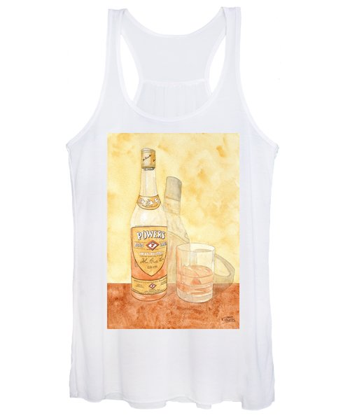 Powers Irish Whiskey Women's Tank Top