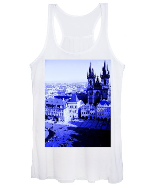 Prague Cz Women's Tank Top