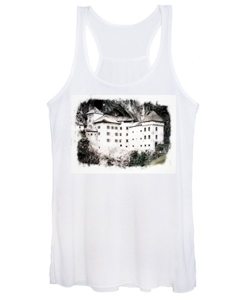 Predjama Castle Women's Tank Top