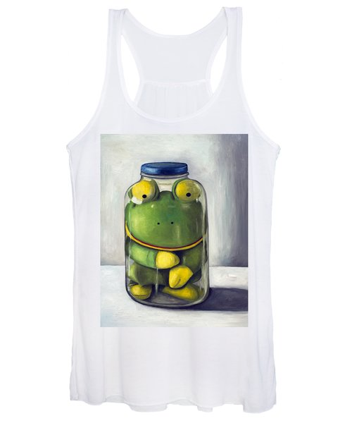 Preserving Childhood Upclose Women's Tank Top