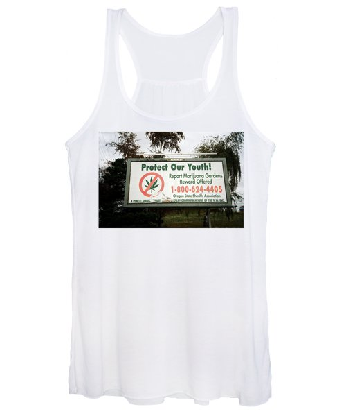 Protect Our Youth Women's Tank Top