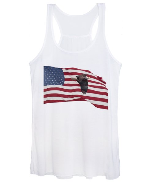 Proud To Be An American Women's Tank Top