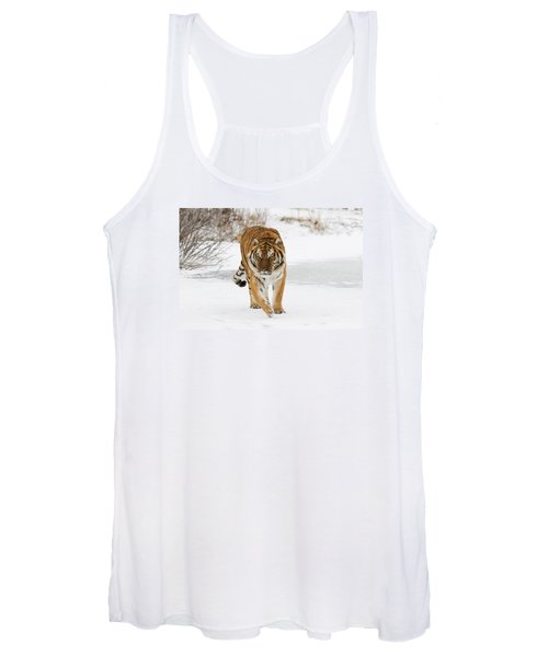 Prowling Tiger Women's Tank Top